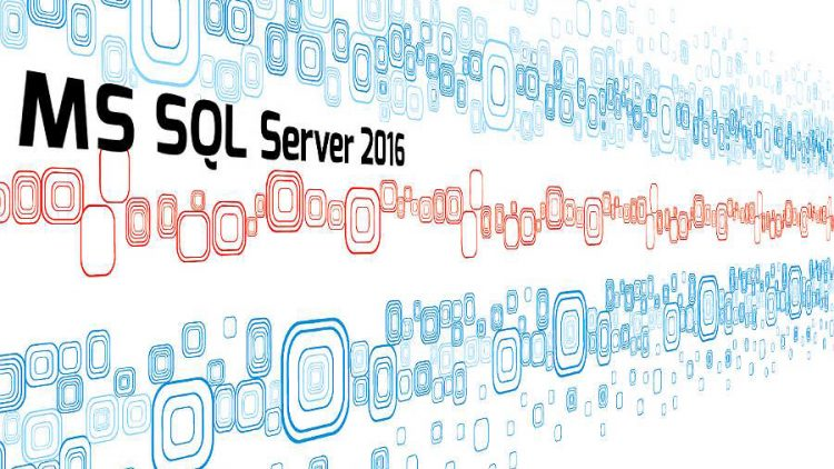 Microsoft SQL Server 2016